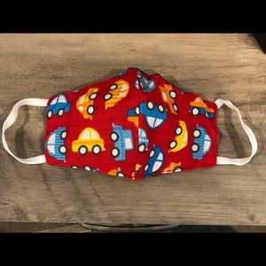 Cars face mask